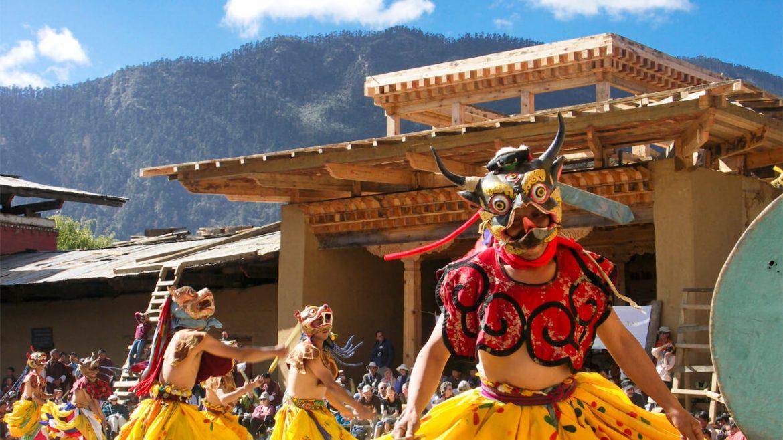 solo trip to Bhutan