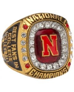 How can you unite with your favorite sports team with a championship ring?