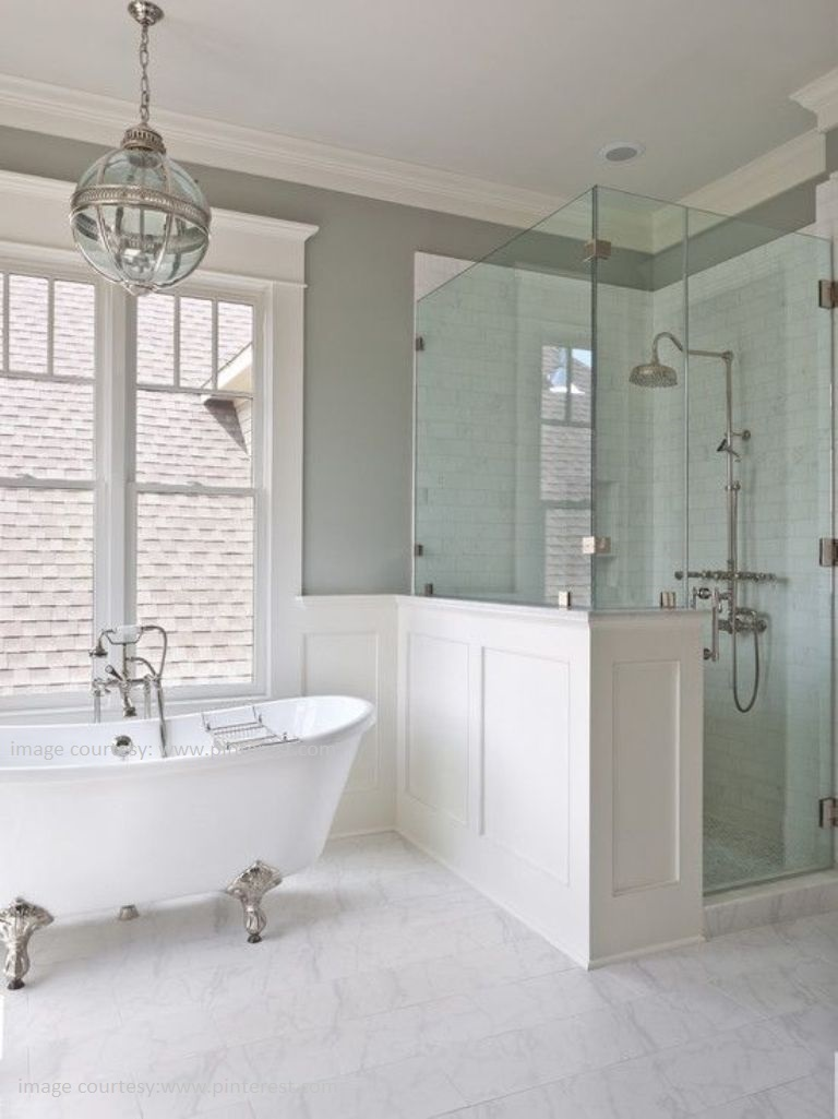 Lend the Luxe to Your Bathroom with Shower Glass