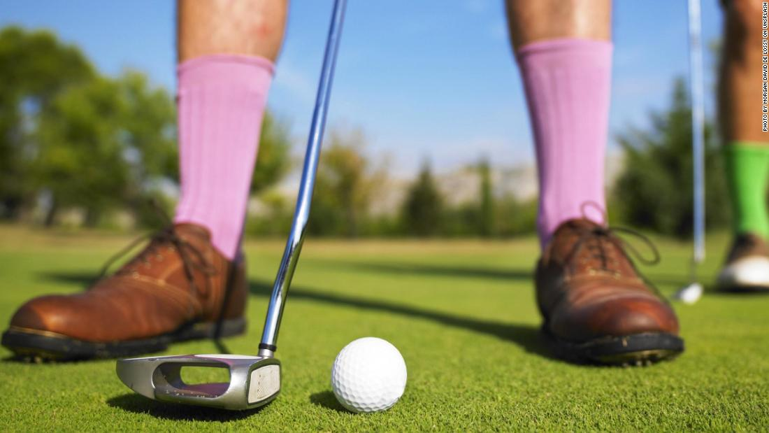 3 Impressive Health Benefits of Golf