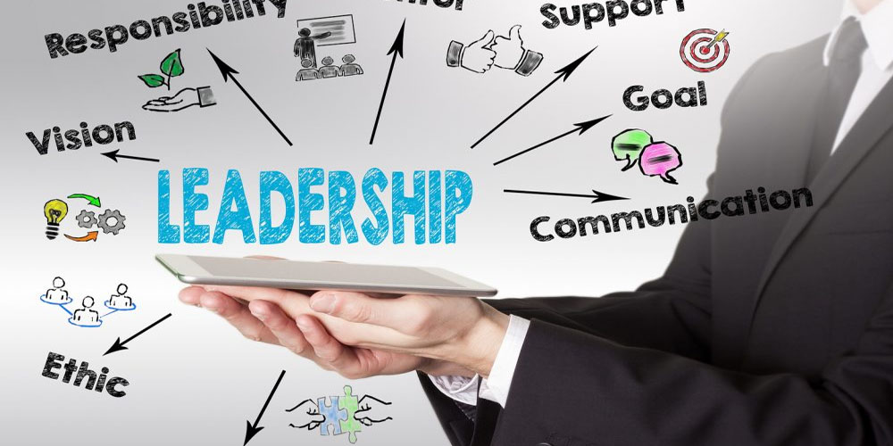 How can leadership skills be improved in the workplace?