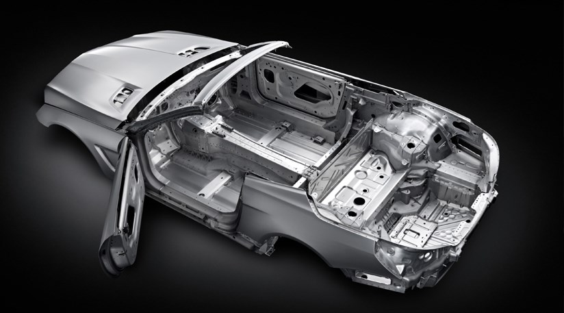Benefits to a Lighter, Aluminum Car Body