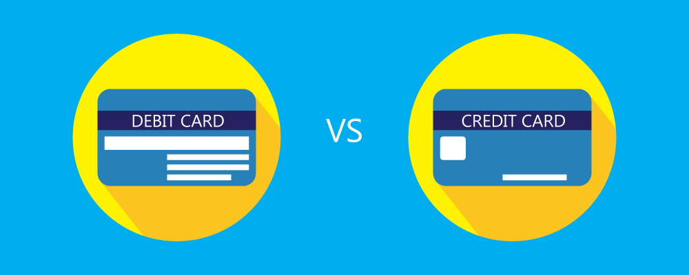 Why You Should Choose a Credit Card over a Debit Card?