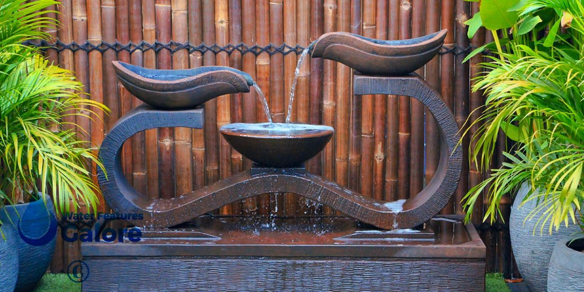2 Water Features That Will Enhance the Beauty & Ambiance of Your Garden