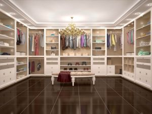 Walk-In Wardrobe Sydney