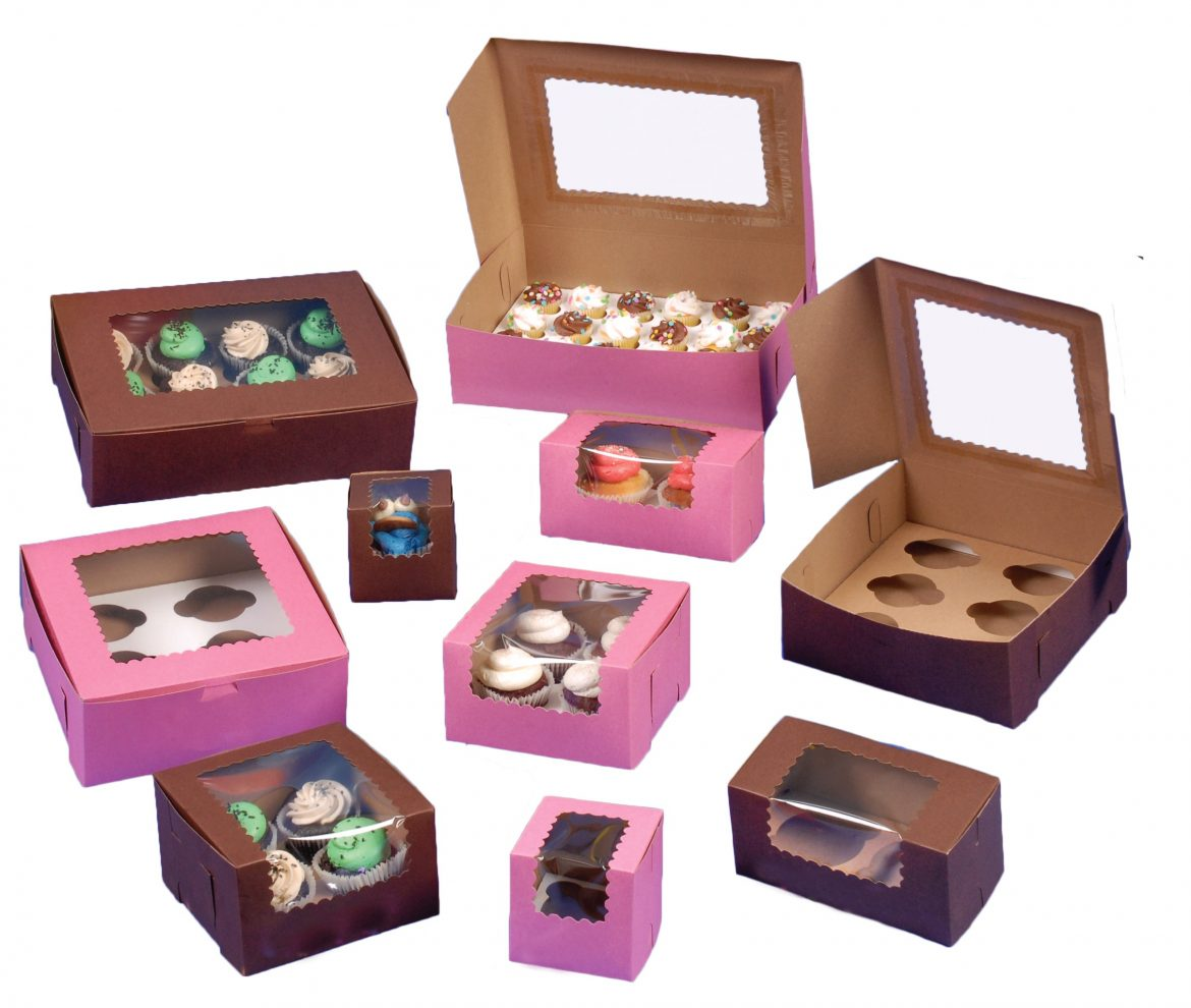 5 Important Types of Cupcake Boxes – Rsf Packaging