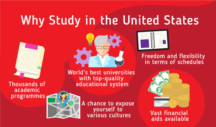 7 Reasons To Study In The USA