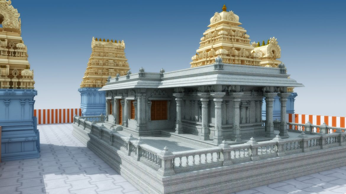 Indian Temple Architecture Design And Mystery