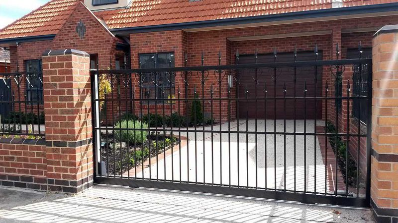 Know How Electric Gates in Melbourne are Popular in the Market at Present
