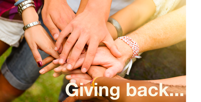 5 Ways Giving Back Actually Helps Your Business