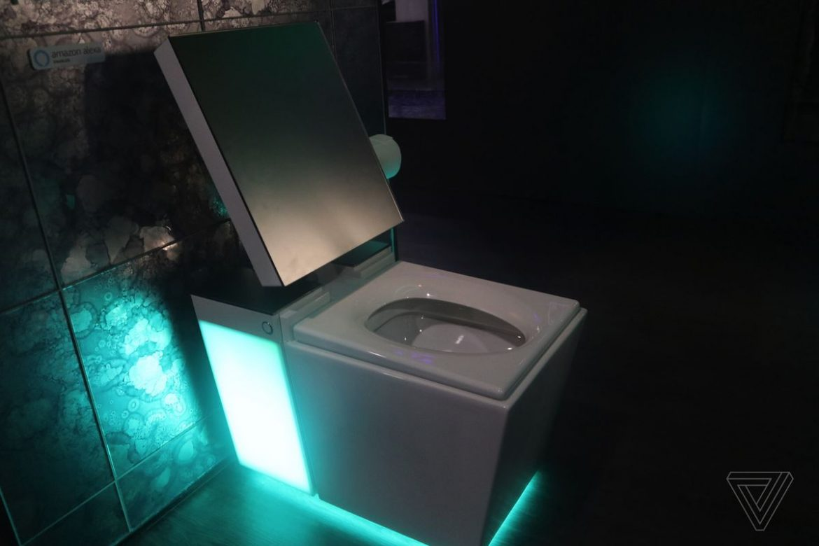 Smart Toilets: How the IoT is changing the Washroom Experience?