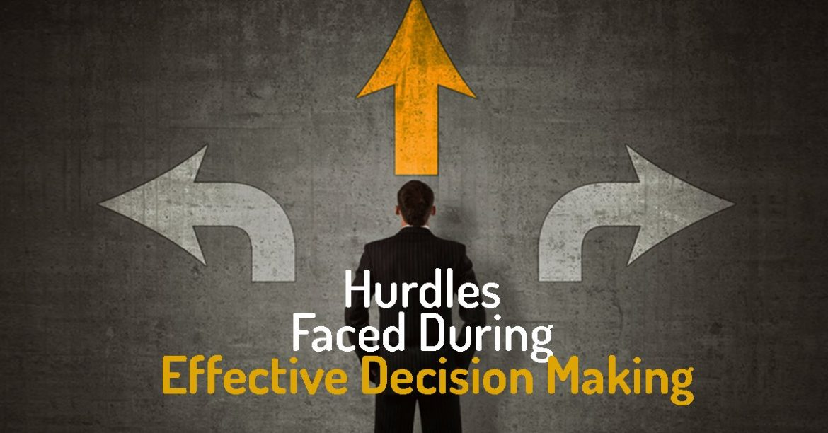 The Art of Decision-making: It's Not as Difficult as You Think