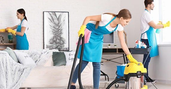 Providing you with the best end of tenancy cleaning slough: