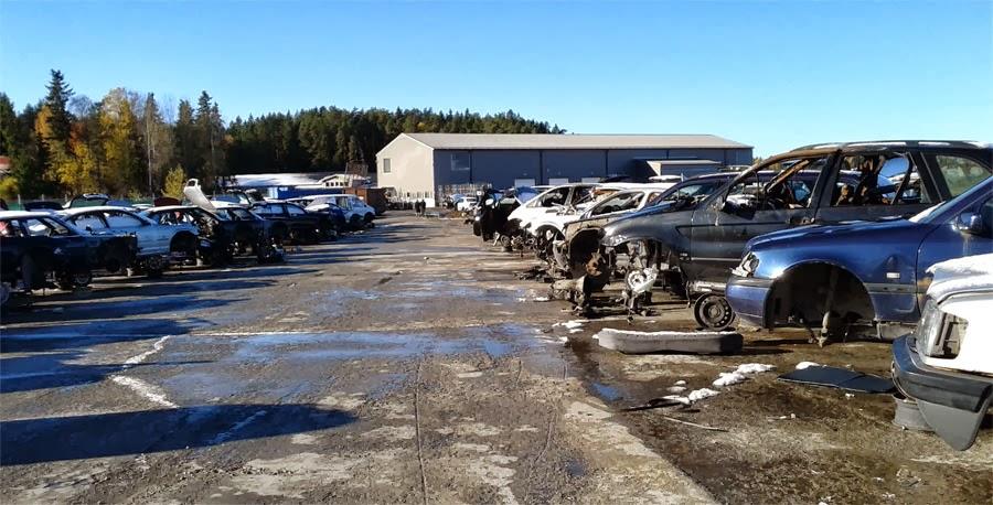 Få Det Bästa Erbjudandet När Du Använder Bilskrot Stockholm