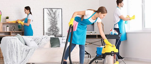 Best & Deep End of Tenancy Cleaning Slough Services