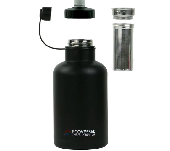 Get Yourself An Insulated Growler From EcoVessel