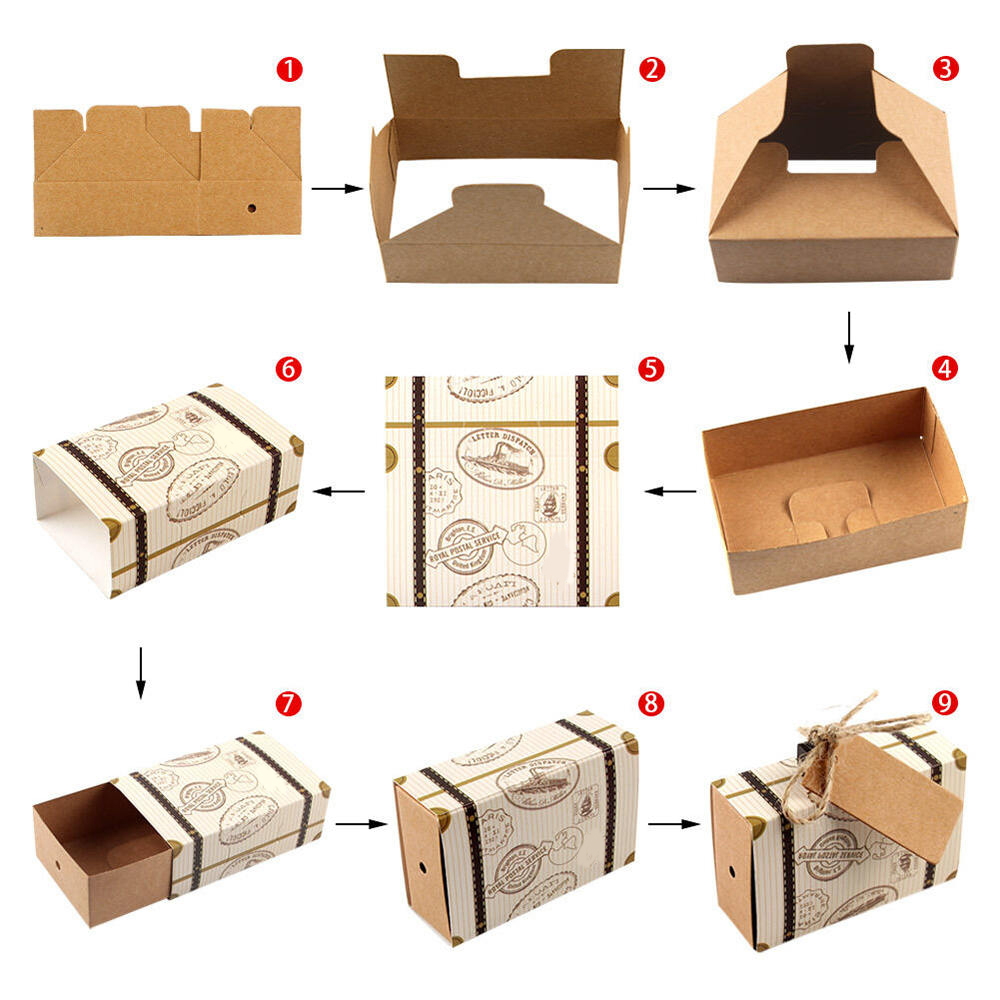 Why Suitcase Boxes Are Being So Popular | Unique Packaging Solutions