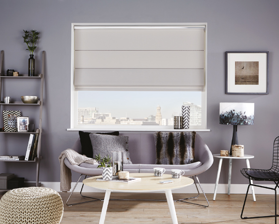 New Designs and Fabrics in Roman Blinds Leeds May Surprise You!
