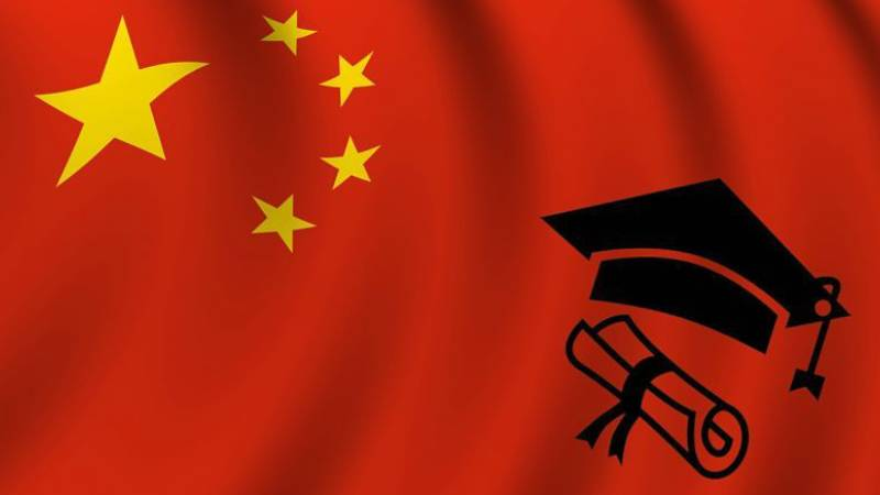 going to china for further studies