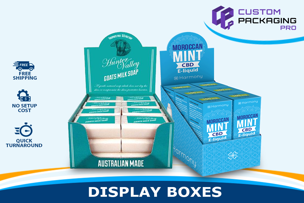 Why display boxes are Magic product solutions