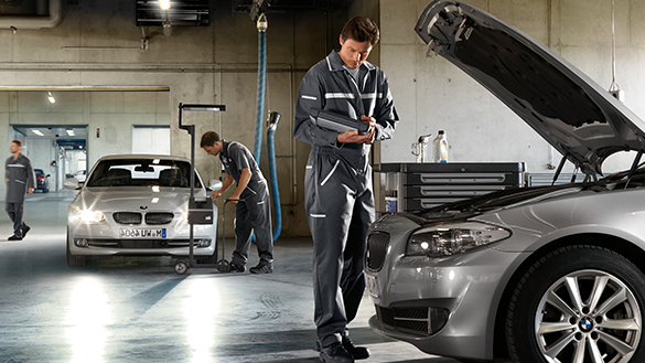 This is the place for BMW Mechanic Santa Clara:
