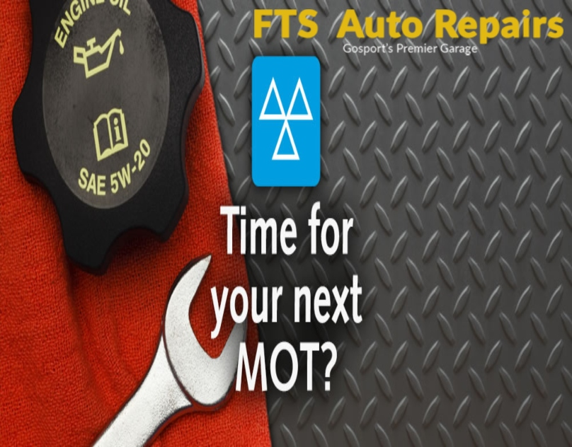 A GO-TO CHECKLIST FOR YOUR MOT TEST