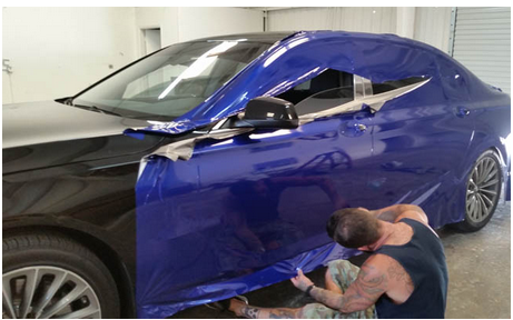 Why every car owner should try Car Wrapping at least once