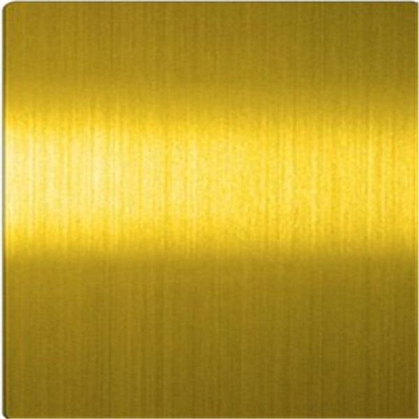 What do you know About Gold Stainless Steel Sheets Compared to Gold?