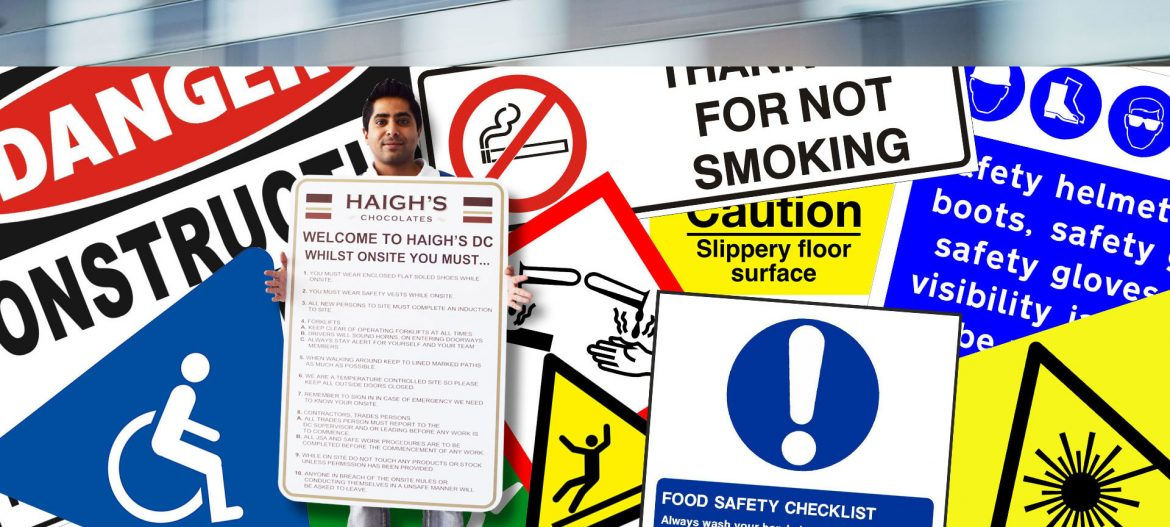 3 Key Reasons for Installing Safety Signs in Your Workplace in Adelaide