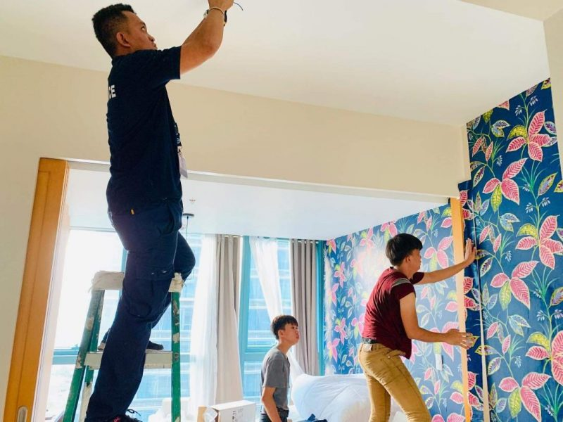 3 Tips to Memorise Right before Hiring Wallpaper Installation Adelaide