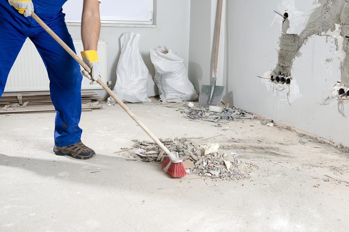 Why Post Construction Cleaning Is Very Important?