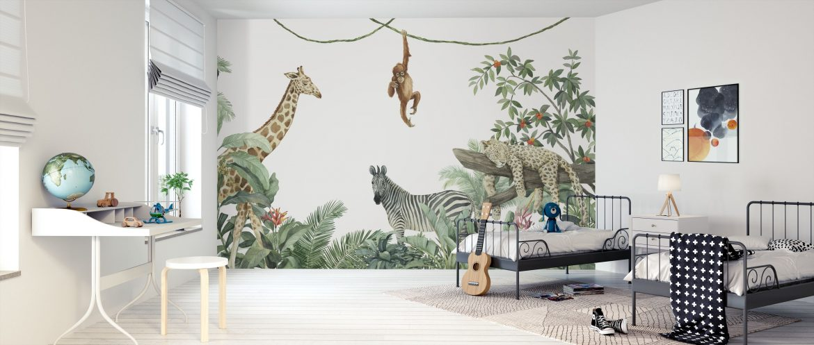 Refresh the Look of your Kid's House with the Best Interior Design