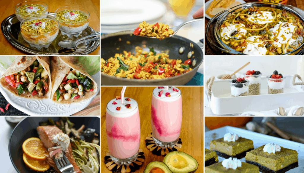Nourishment through Mouth-Watering Savories to Sustain Health