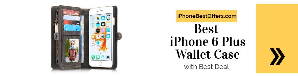 best iphone 6 plus wallet case