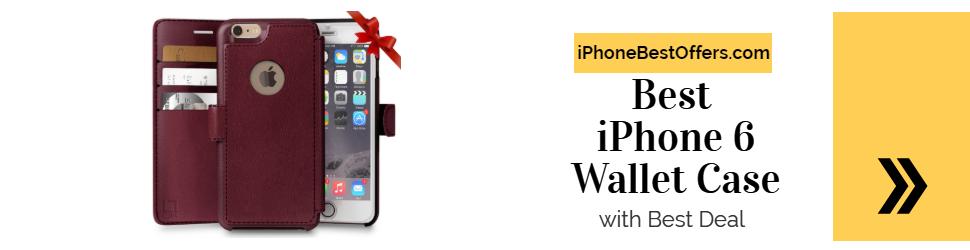 best iphone 6 wallet case