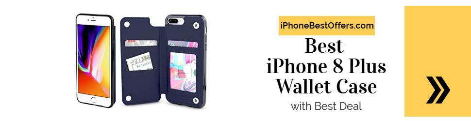 best iphone 8 plus wallet case