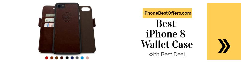 best iphone 8 wallet case