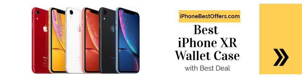 best iphone xr wallet case