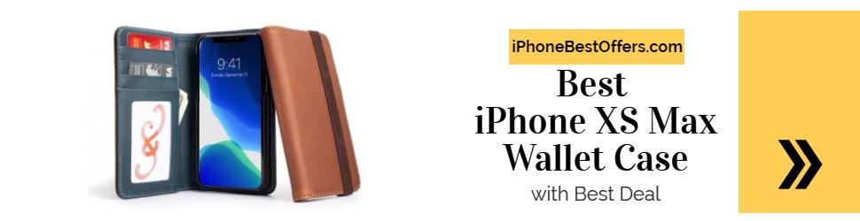 best iphone xs max wallet case