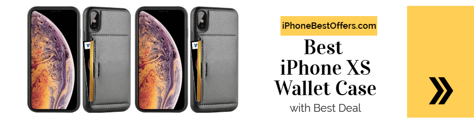 best iphone xs wallet case