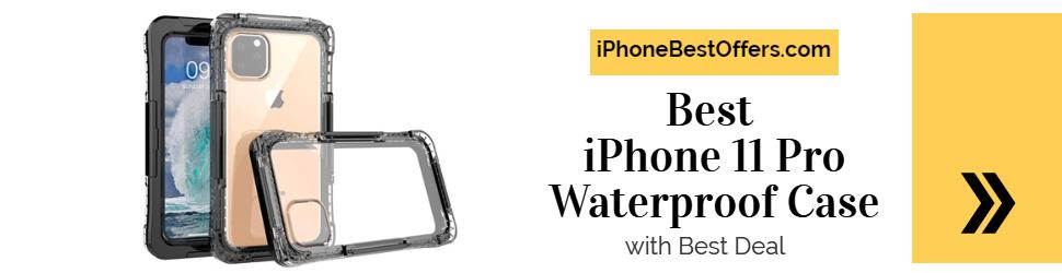 Best iPhone 11 Pro Max Waterproof Case