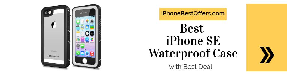 Best iPhone SE Waterproof Case