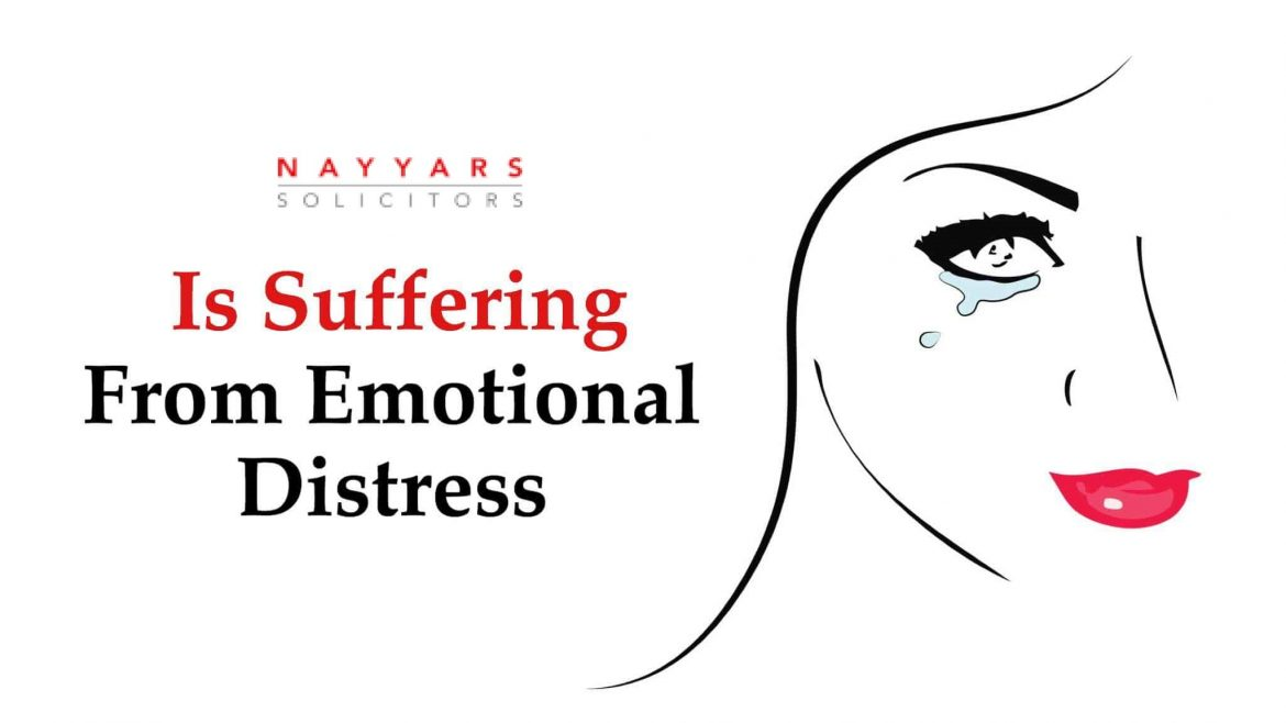 What Qualifies as Emotional Distress?