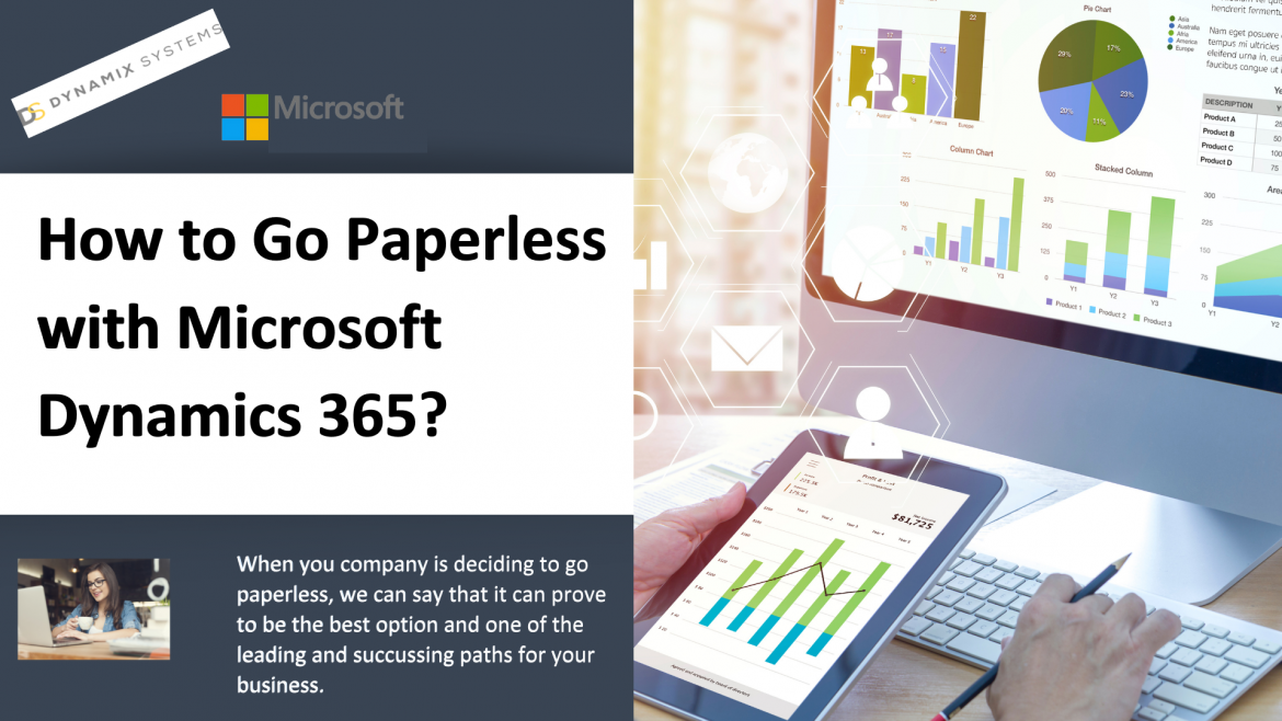 How to Go Paperless with Microsoft Dynamics 365?