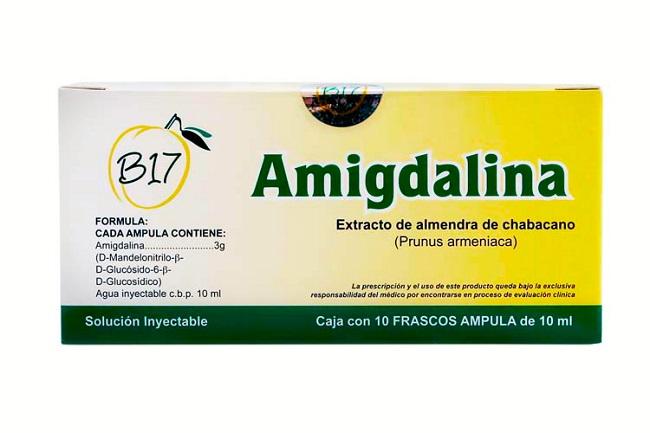 Vitamin B17 – Origin & Sources