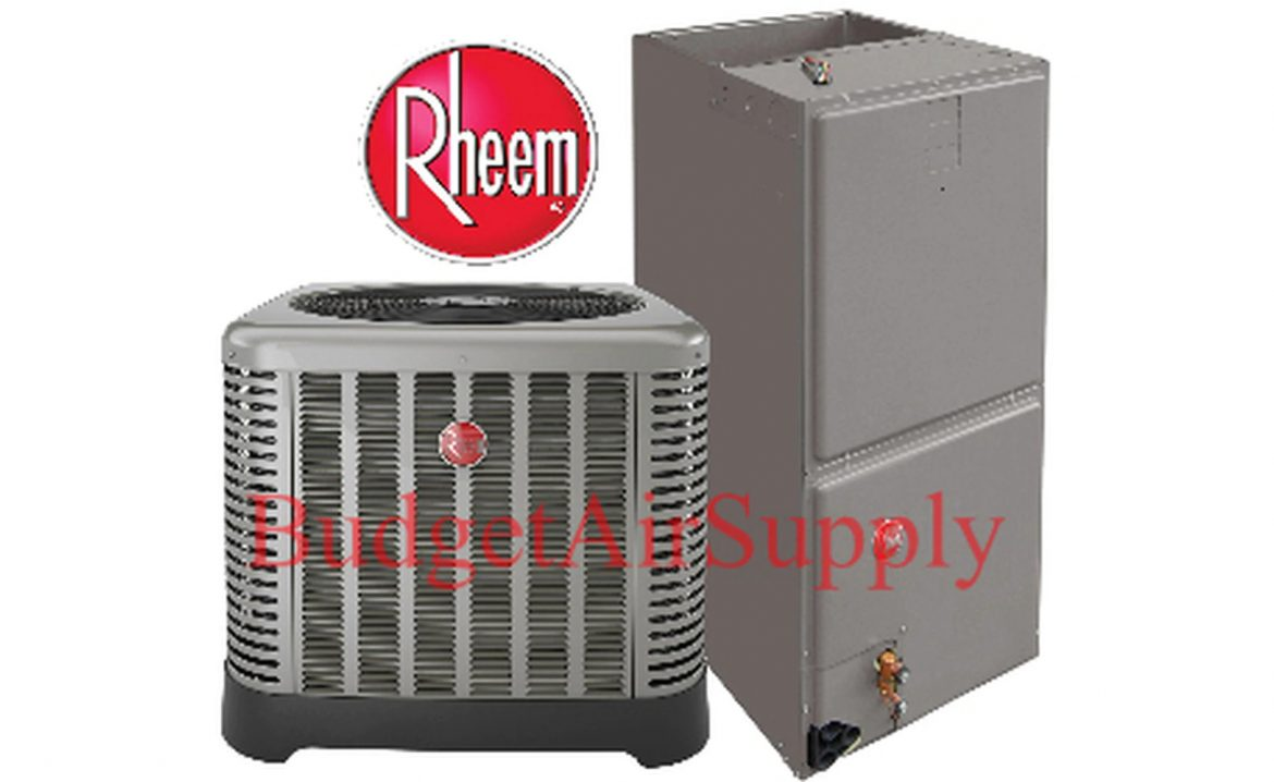 3 Reasons to Get a Rheem Split System Air Conditioner