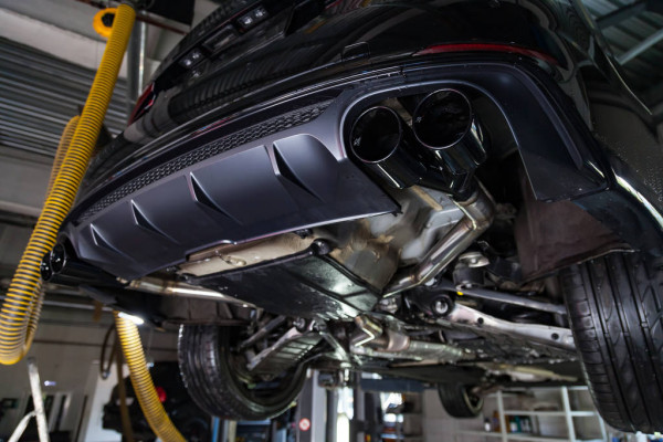 What is a Full Exhaust System?