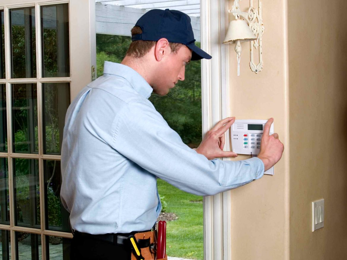 What Are the Advantages of Hiring the Security System Installer Near Me?