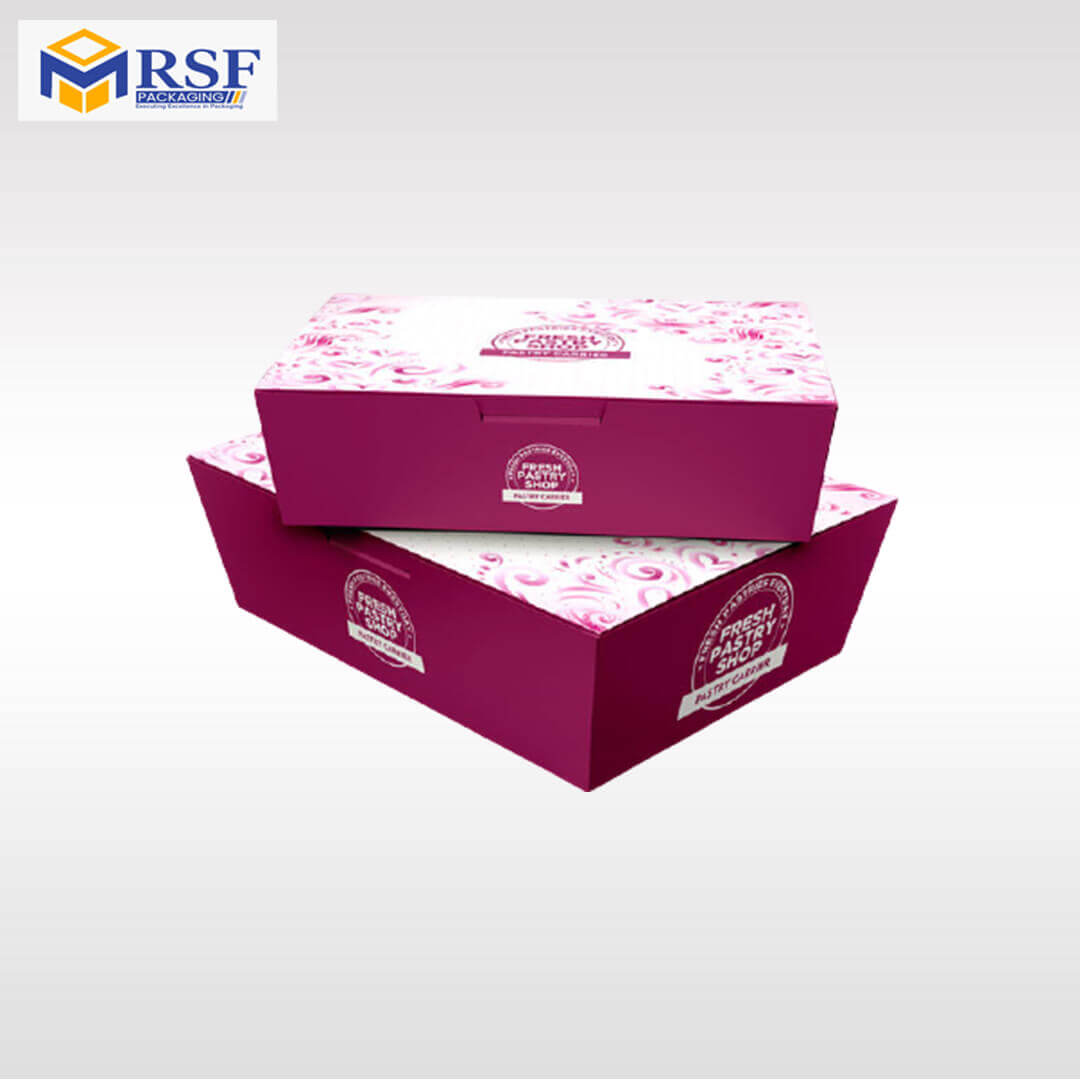 Get The Most Affordable And Reliable Bakery Boxes