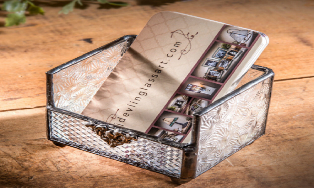 How a Glass Box Can Be the Perfect Gift